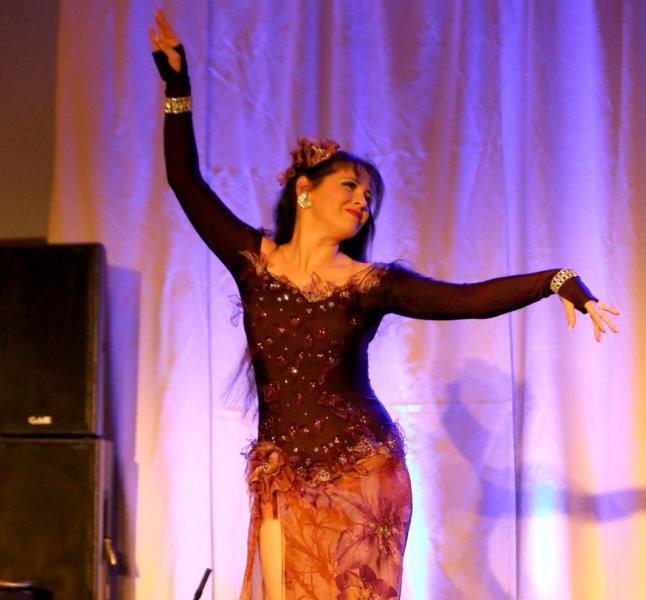 Mittelstufe Orientalischer Tanz