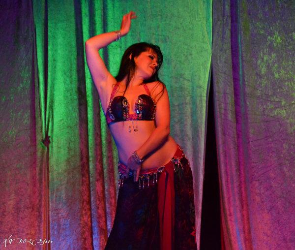 Aufbaukurs Orientalischer Tanz