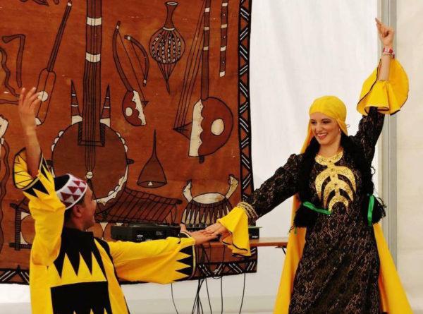 Schon vorbei: Ägyptische Folklore! Workshopwochenende mit Nadine 27./28.10.2018